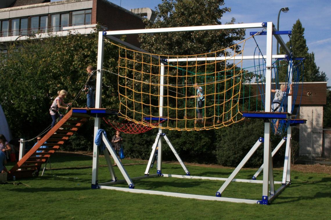 Hochseilgarten Kinder