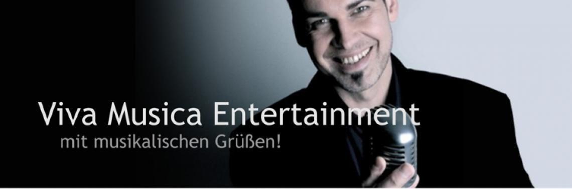 Viva Musica - Entertainment mit Christoph Alexander Entertainment aus Leidenschaft!