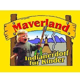 Kinderattraktion Maverland & Cowboy Jim  mobiles Indianerdorf für Kinder