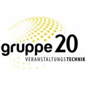 gruppe20 – Veranstaltungstechnik Design - Planung - Eventtechnologie