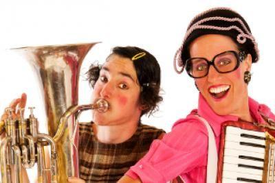 Klara & Giselle Musik-Comedy mit französischer Lebensfreude