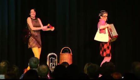 Video: Klara und Giselle