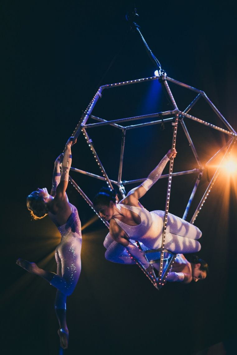 Flying Led Diamond Led Bühnen Show