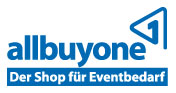 allbuyone Der Shop f�r Eventbedarf