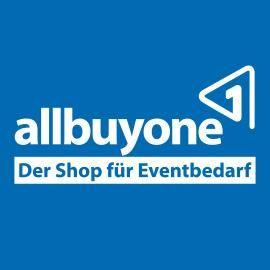 allbuyone Der Shop für Eventbedarf