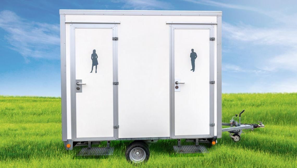 Drünkler Miet-Toiletten