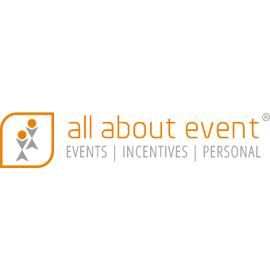 all about event - Event, Messe, Incentive-Reisen, Veranstaltungspersonal