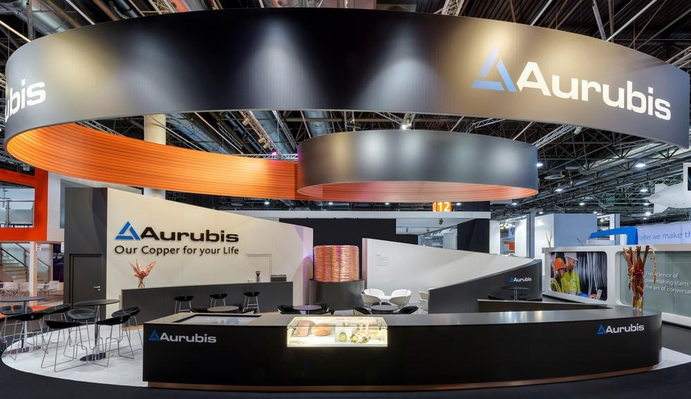 Aurubis | Tube & Wire, Düsseldorf
