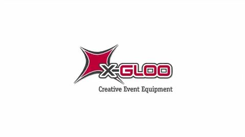 Video: X-GLOO - Inflatable Event Tents up to 8x8 meters