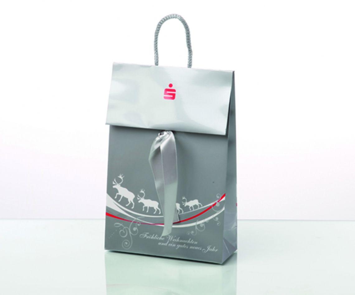 Give-away Bag Sparkasse
