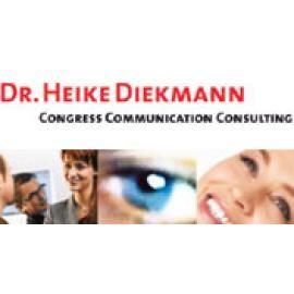 Dr. Heike Diekmann Congress Communication Consulting