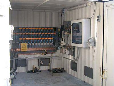 Schaltcontainer Schaltcontainer