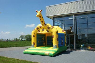 Hüpfburg Giraffe Hüpfburg Giraffe