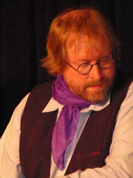 Kabarettist Étienne Gillig Kabarettist Étienne Gillig