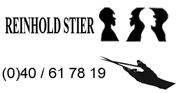 Reinhold Stier Scherenschnittk�nstler