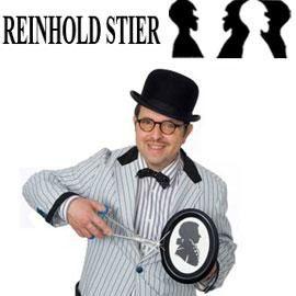 Reinhold Stier Scherenschnittkünstler