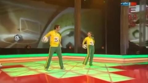 Video: Die Fussballartisten - Duo Show (TV-Aufzeichnung MDR)