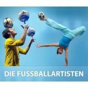 Die Fußballartisten ⚽️ Fußball Jongleur & Fußball Artistin