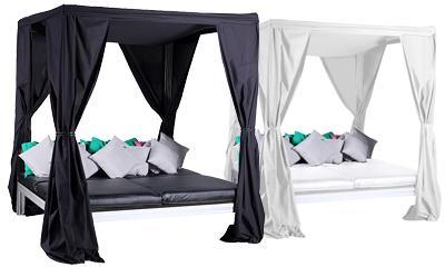 Design-Daybeds in Wunschfarbe und B1-Qualität Design-Daybeds in Ihrer Wunschfarbe und B1-Qualität