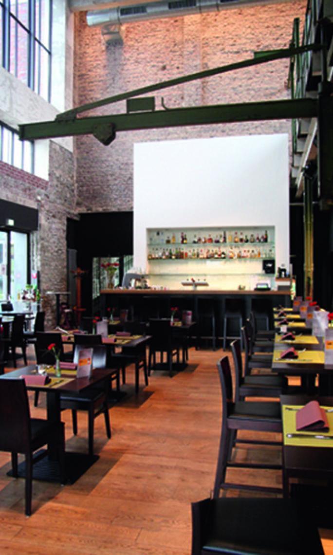 Halle 32 - Restaurant 32Süd