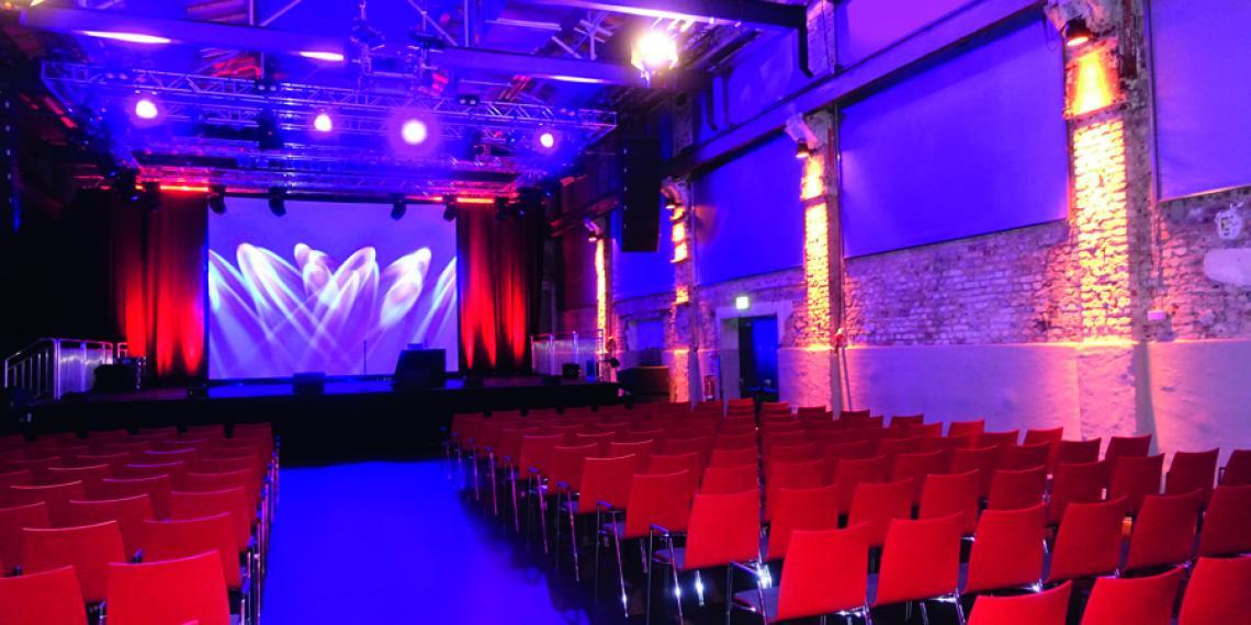 Halle 32 - großer Saal
