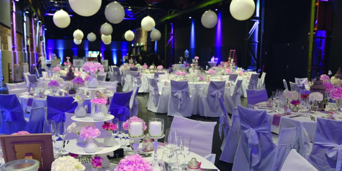 Halle 32 -Hochzeit