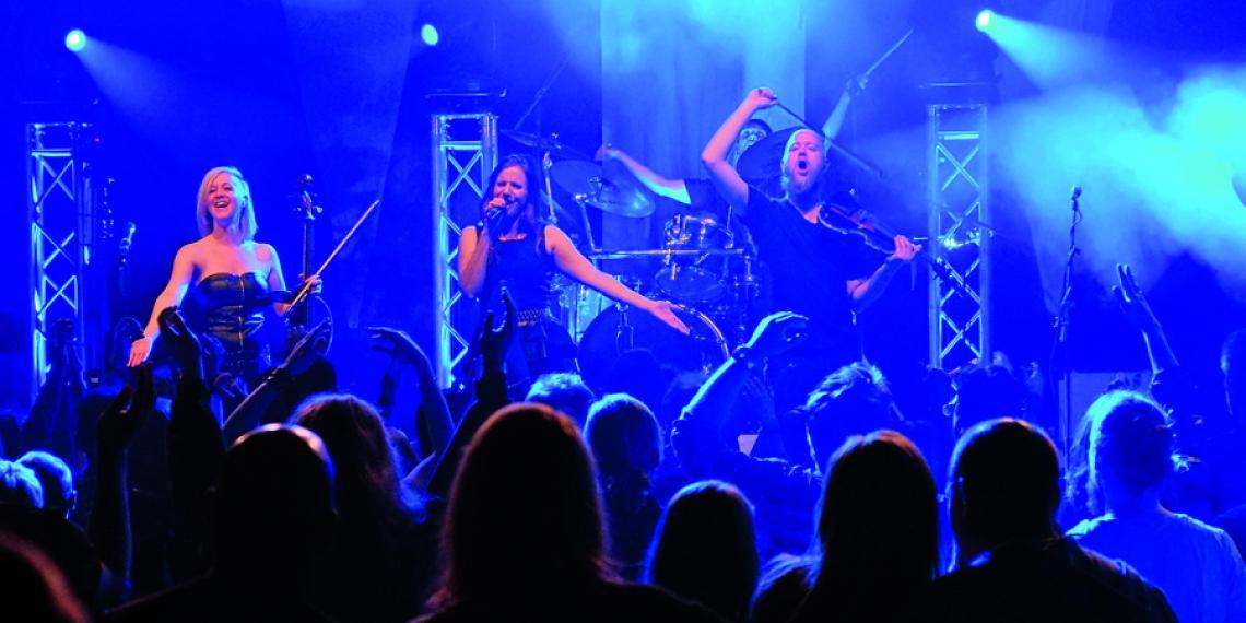 Halle 32 - Konzert