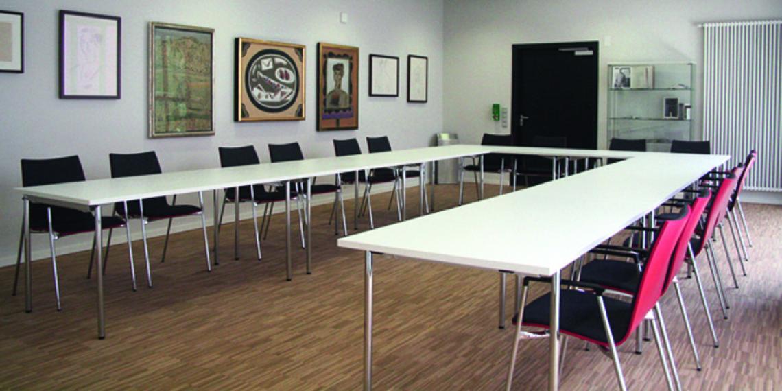Halle 32 - Raum Bruno Goller - Tagung