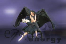 Black Bird Elegant & Powerful Duett mit mystischer Athmosphäre und neoclassischem Tanzstil.