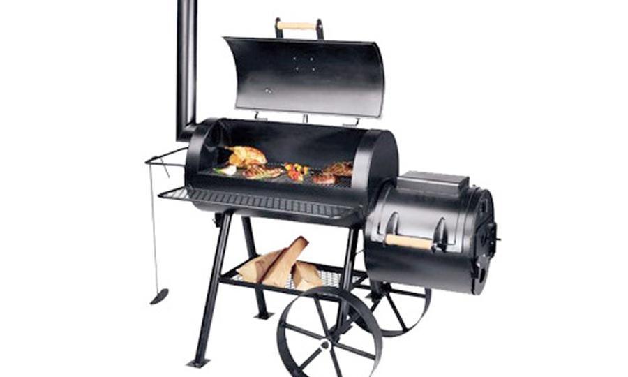 16 Special Edition - BBQ-Smoker für zu Hause Der Special Edition zählt als beliebtestes Haushaltmodell. Klein, schön praktisch und passend in jeden Garten oder auf der Terrase - sie brauchen sich keine Gedanken um Platzprobleme zu machen.  Mit diesem Modell können alle Kochtechniken wie grillen, indirekt grillen, barbequen, räuchern oder kochen angewandt werden.