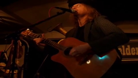 Video: Arnold Dojen live im Jazzclub Bielefeld