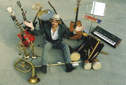 Arnold Dojen Klabautermusik ein Mitmachkonzert für Kinder