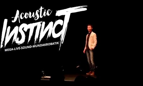 Video: ACOUSTIC INSTINCT