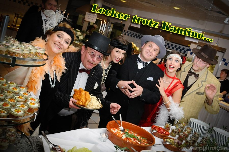 Al Capone® Dinner- & Erlebnisshow