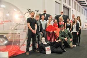 Das Team der ArtistLounge 2013