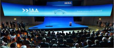Eröffnungsveranstaltung der 64. IAA PKW