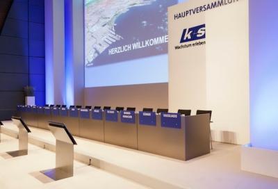 K + S Hauptversammlung_Foto AMBION GmbH