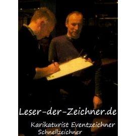 "Leser der Zeichner ""TomPauL"" ~ Thomas P. Leser"