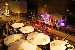 DINKELACKER-SCHWABEN BRÄU Stuttgart, Brauereifest DINKELACKER-SCHWABEN BRÄU Stuttgart, Brauereifest