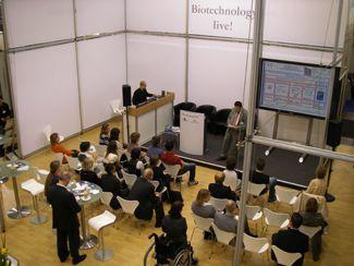BIOPRO Baden-Württemberg auf der BIOTECHNICA in Hannover BIOPRO Baden-Württemberg auf der BIOTECHNICA in Hannover