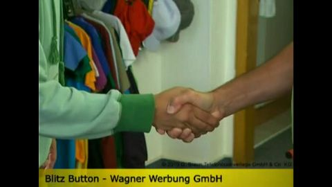 Video: Blitz Button + Wagner Werbung