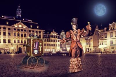 Monsieur Chocolat – verführerisches Starßentheater