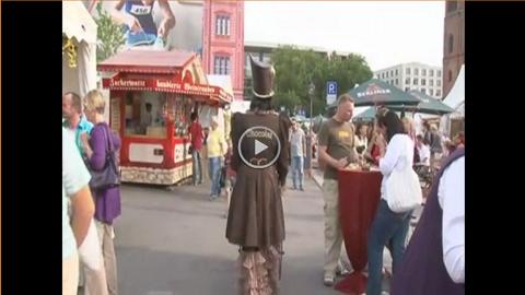 Video: Monsieur Chocolat