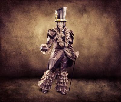 Monsieur Chocolat – Der elegante Walk-Act