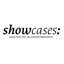 showcases - das memo-media-Magazin für die Event- & Unternehmenskommunikation