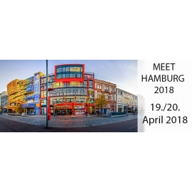 Meet Hamburg 2018 im Schmidt´s Tivoli 19. – 20.04.2018