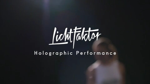 Interactive Holographic Show