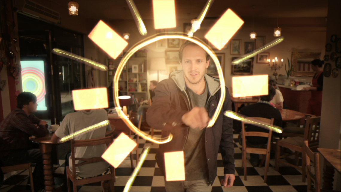 LightPaitning Film - einmaliger Look