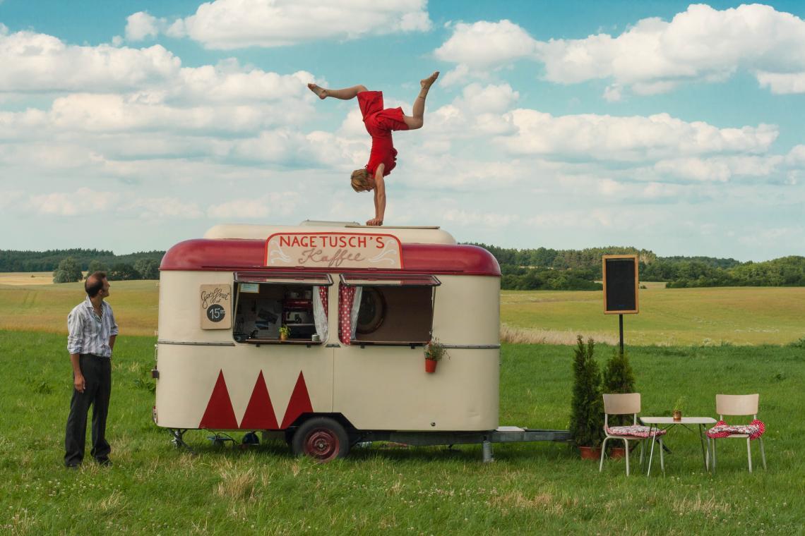 Nagetusch - Ein Cafewagen macht Circus