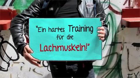 Sascha Korf - Trailer - Aus Der Hüfte, Fertig, Los!
